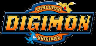 Concurso Digimon Original! - 1ª Edição - 2012 Digilogo