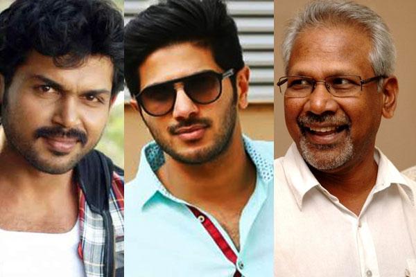 manirathnam New film