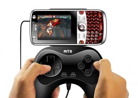 Game Touch Spesial Tahun Baru Java