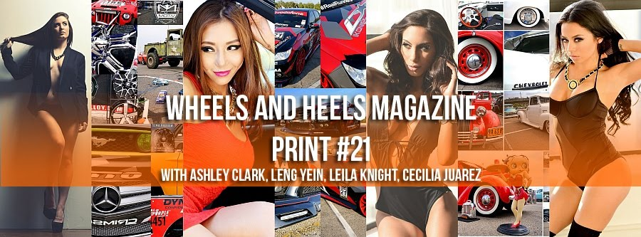 Wheels And Heels Magazine / W&HM