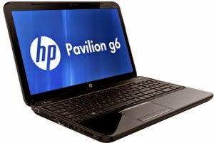 تعريفات لاب توب hp pavilion g6 core i3