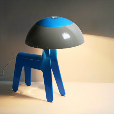 Creative and Cool Dog Lamps (15) 5