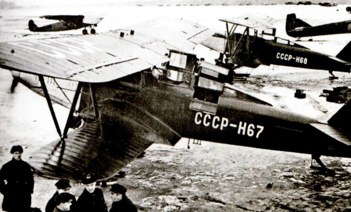 самолеты ЛП-5