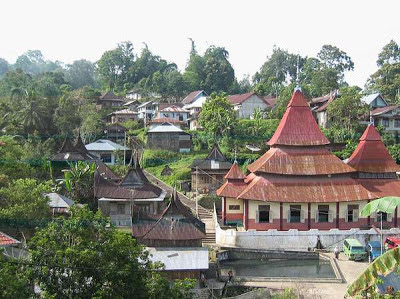 Lima Desa Paling Indah Di Dunia