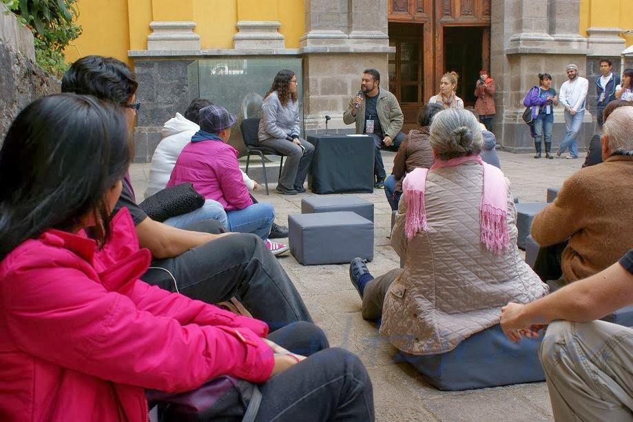 Se realizó con éxito el intercambio de libros #IMLDF13