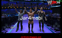 wwe 2K14 : wrestelmania 28 triple h,the undertacker and shawn michels
