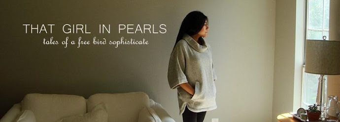 That Girl in Pearls