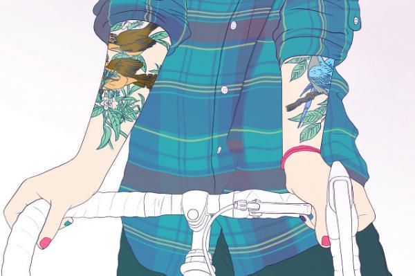 ilustraciones tatuadas 3