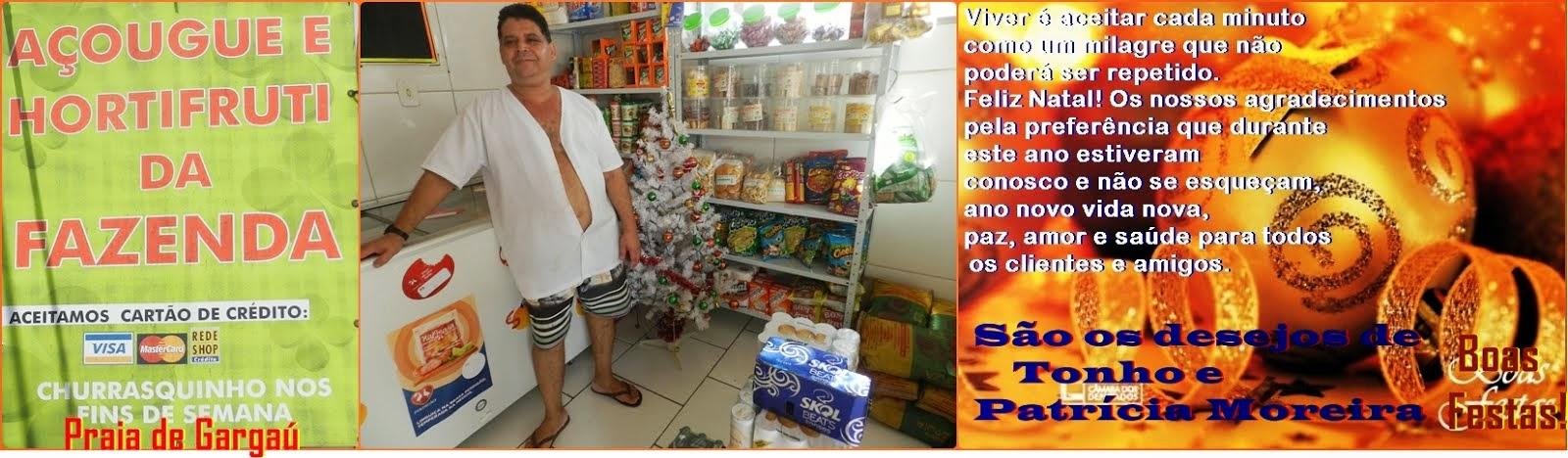 NA PRAIA DE GARGAÚ EM SÃO FRANCISCO DE ITABAPOANA RJ