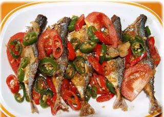 Resep Ikan Asin