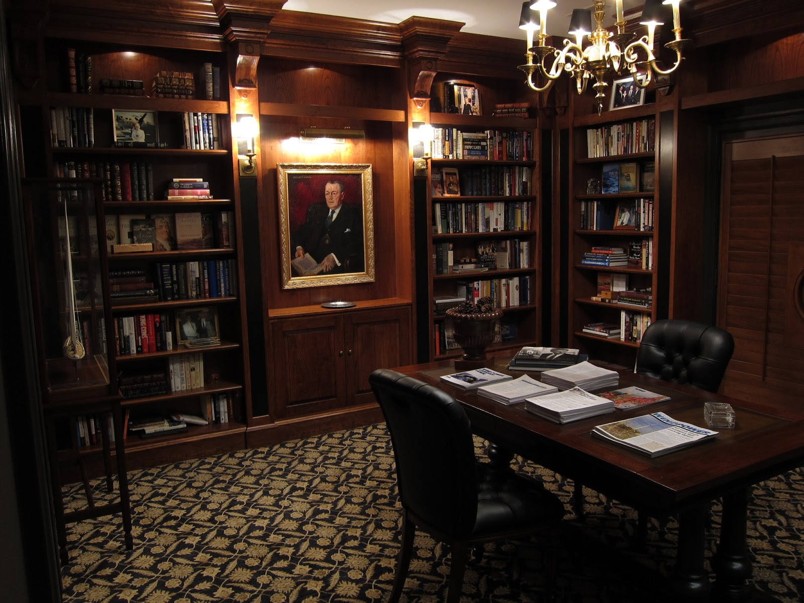 Man Cave Library Ideas : Intellectual man cave art resource boston