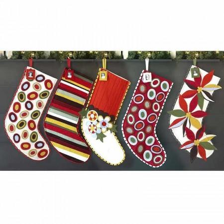 El calcet n sale del armario calcetines de navidad - Calcetin de navidad ...