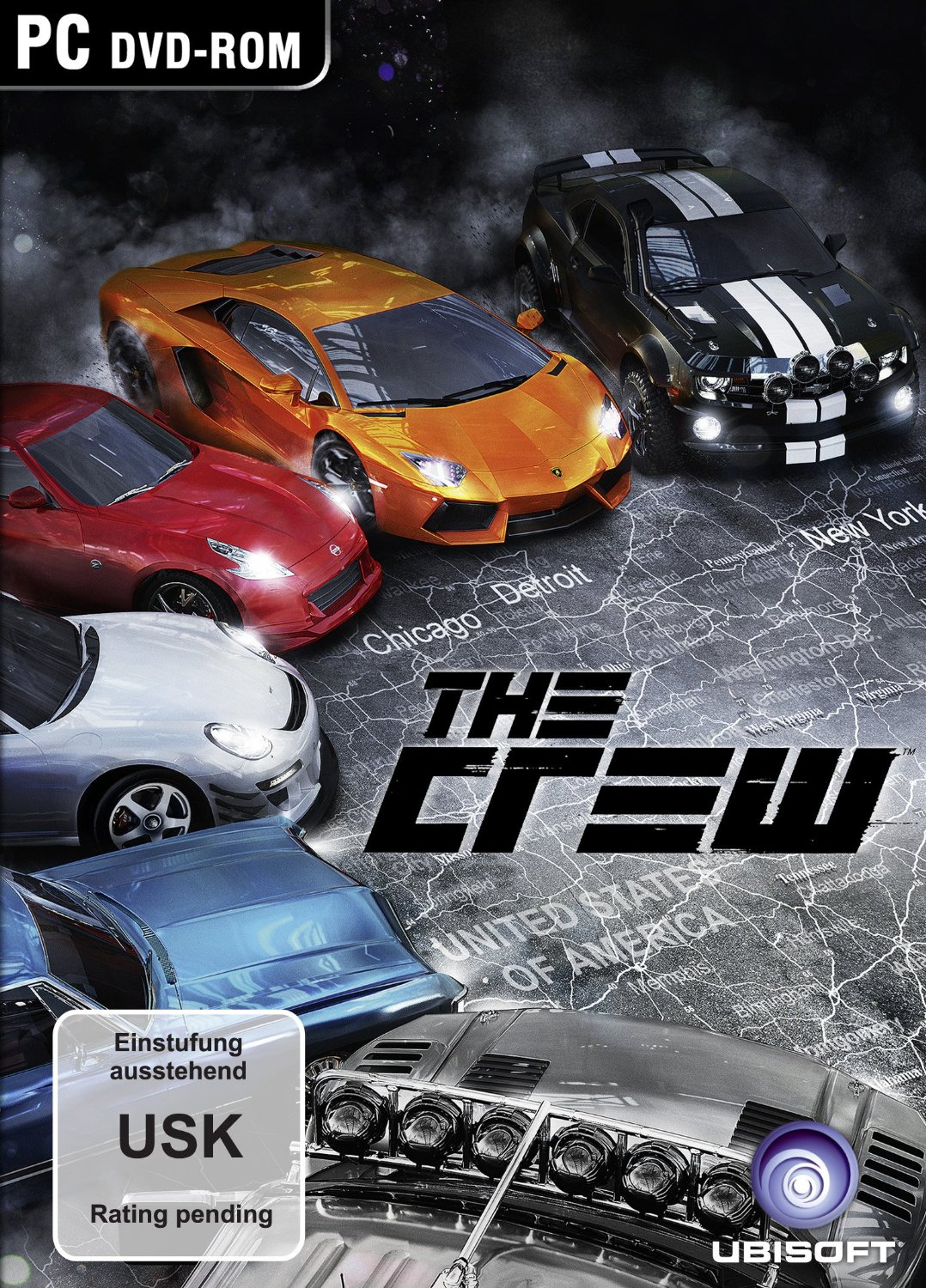 Torrent Super Compactado The Crew PC