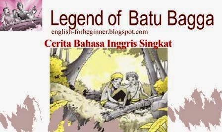 Cerita Bahasa Inggris, Legend of Batu Bagga