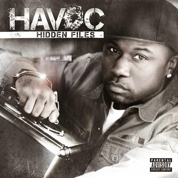 Havoc - Hidden Files  Cover
