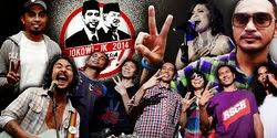 10 Musisi Indonesia Pendukung Jokowi-JK