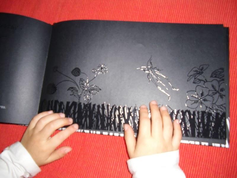 Trasteando en casa: El libro negro de los colores