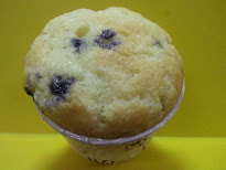 Muffin- Blueberry