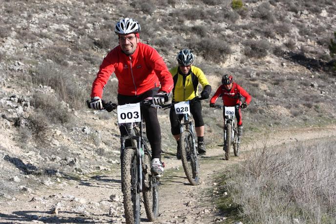 IV Bajo Cero . Tudela Bike 2012
