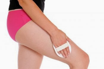 The Truth About Cellulite - Lotion with vinegar for cellulite