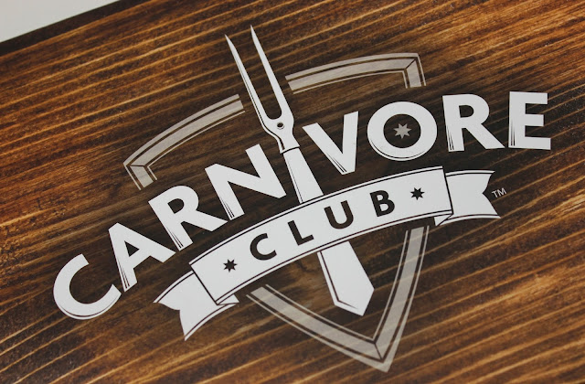 A picture of the May 2015 Carnivore Club box