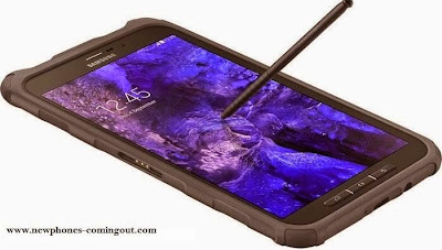 new phones coming out in 2015 Galaxy Tab Active