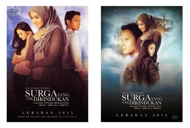 Setelah Diprotes Poster Pelukan Film Surga Yang Tak Dirindukan Diganti Lebih Islami Berita Harian Terupdate