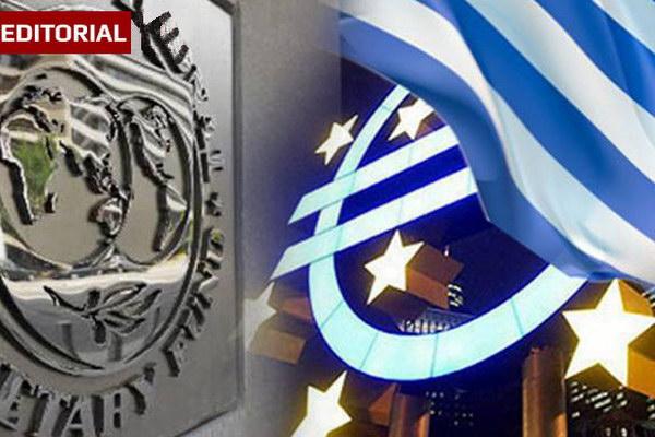 Γιατί το ΔΝΤ τραβάει το σκοινί…