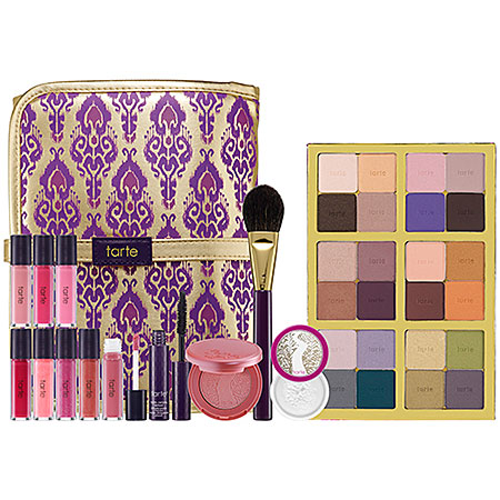 Tarte Carried Away Holiday Makeup Set