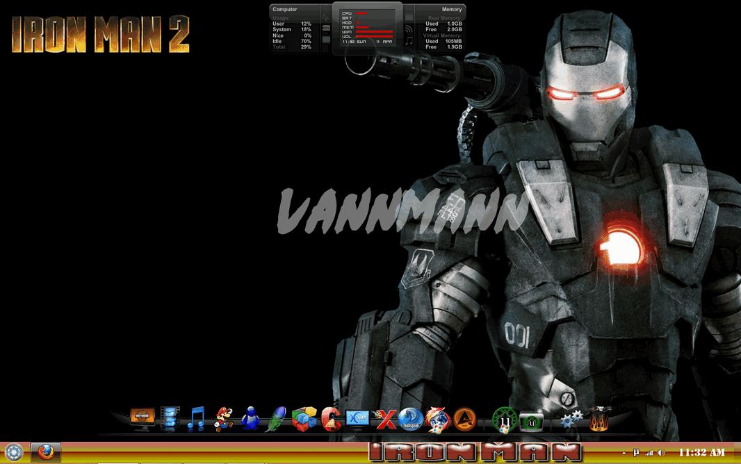 Iron man single link download