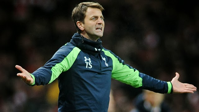 Tim Sherwood keeps changing systems