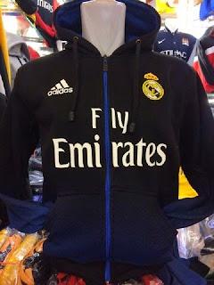 jual online jaket bola hoodie musim depan 2015/2016