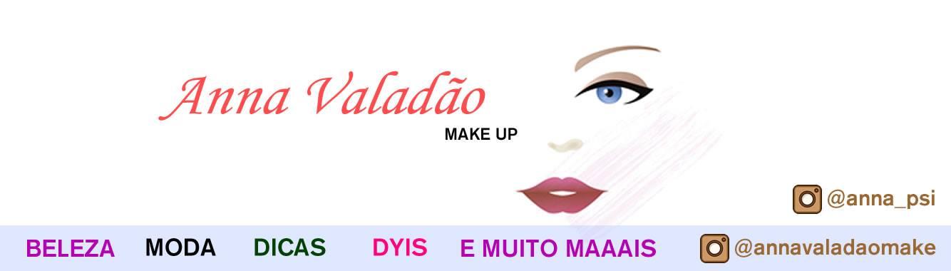 Anna Valadão Make Up
