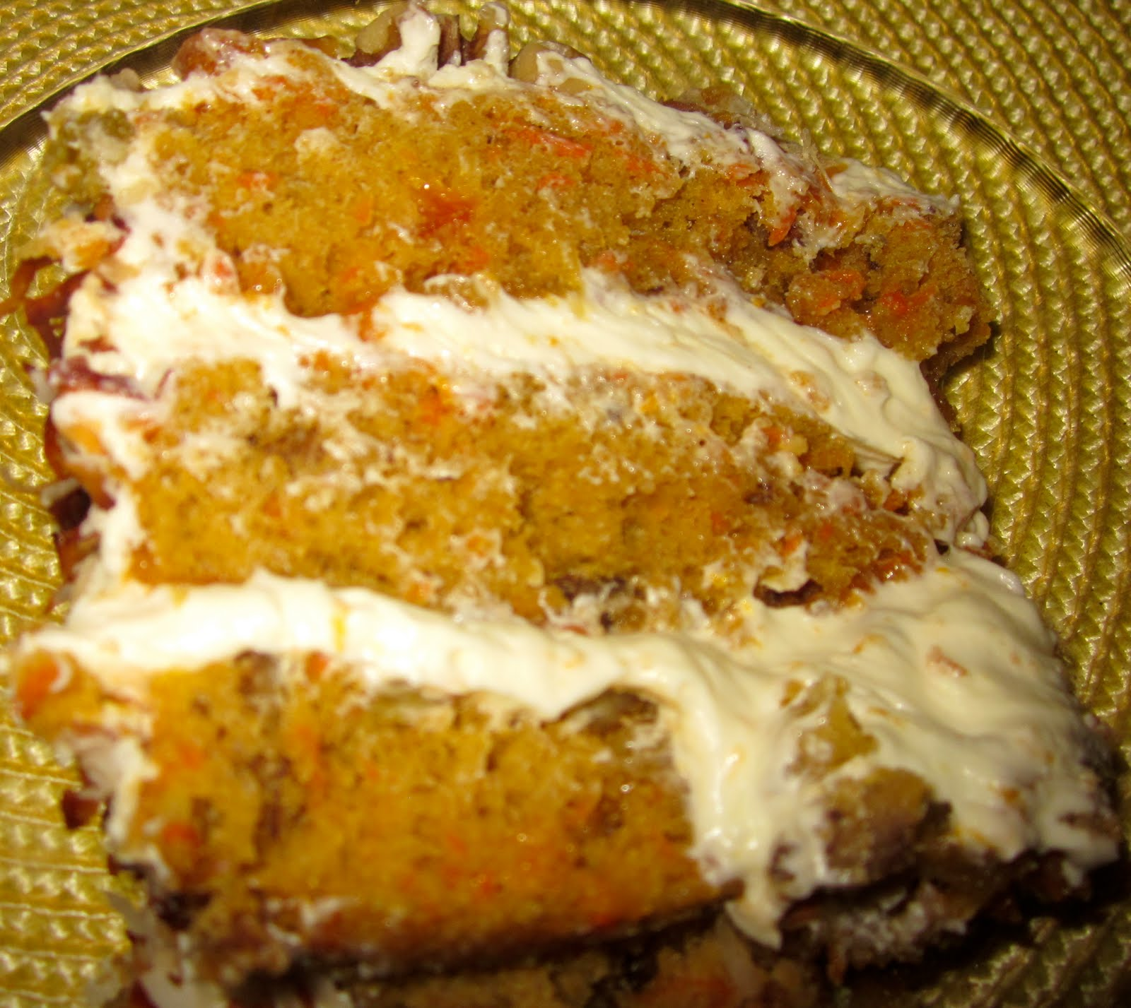 Haute + Heirloom: Clayton's Carrot Cake with Orange-Cream ...