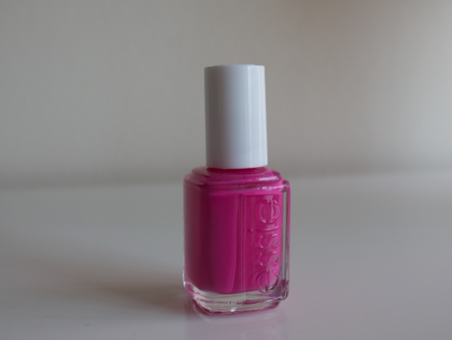 Essie Funny Face Pedicure