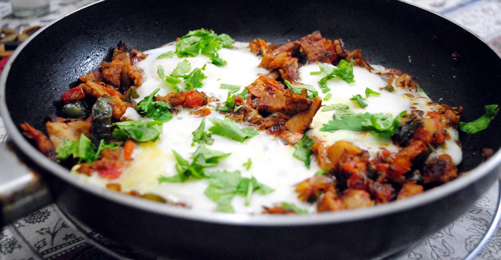 Shakshuka - African eggs