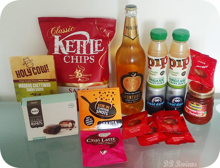 Winter Degustabox (the November 2014 edition)