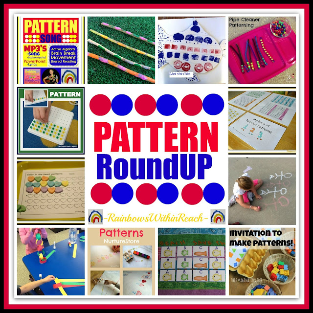 Pattern Song Goes Digital in Pattern RoundUP at RainbowsWithinReach