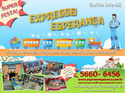 Eu recomendo! Buffet Expresso Esperança