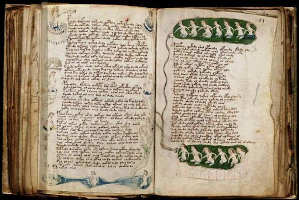 Voynich El Yazması