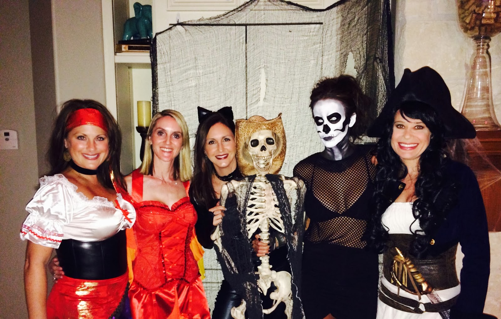 bohoBlack: Halloween house party for ADULTS!