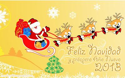 Imágenes navideñas con mensajes para compartir