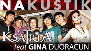 buy the original CD or use the RBT and NSP to support the singer  Unduh  Downloads lagu Ksatria Feat. Gina youbi 2Racun - 123 234.mp3s