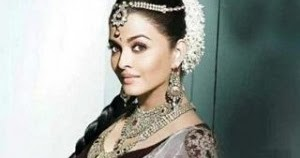 Indian Gold and Diamond Jewellery: Aishwarya rai in kalyan ...