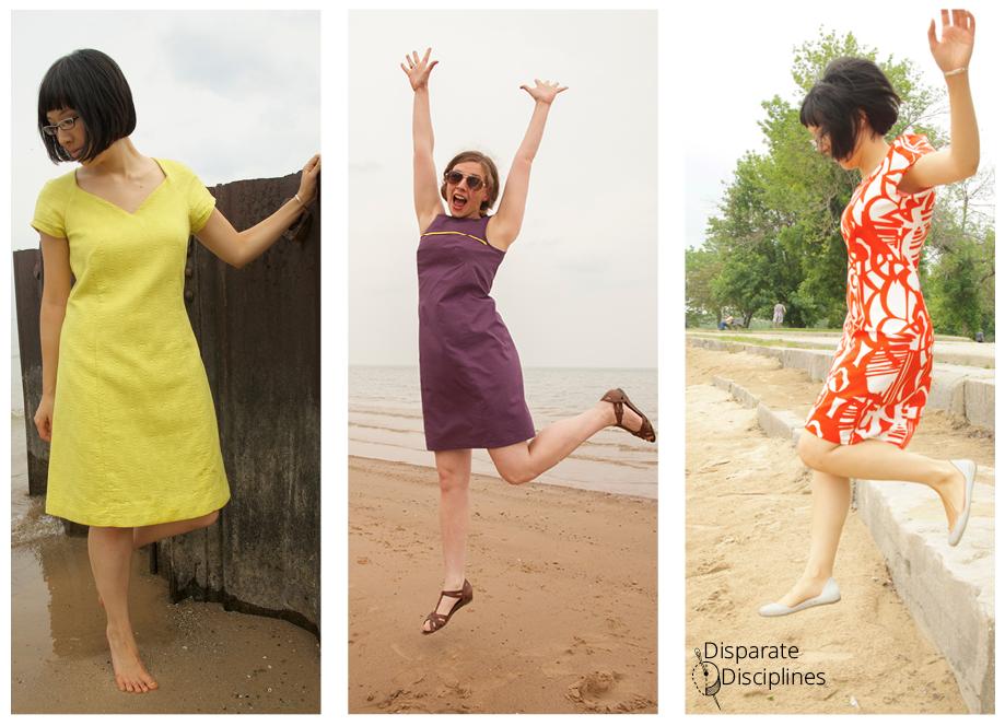 Dandelion Top & Dress by Disparate Disciplines