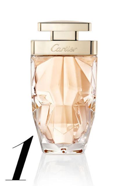 1. Cartier La Panthére Eau De Parfum Légère