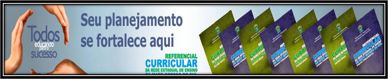 Ref. Curricular Ensino Fundamental SED-MS