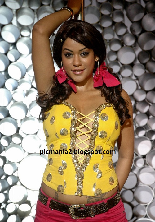 South indian Sexiest Item Girl Mumaith Khan