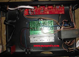 Tipe Transistor Final Untuk Power Amplifier Rakitan