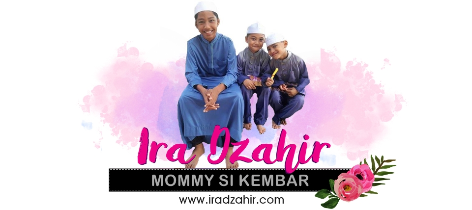 Ira Mommy Si Kembar